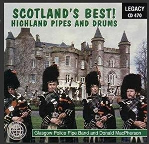 V.A. / Scotland's Best! Highland Pipes and Drums (수입