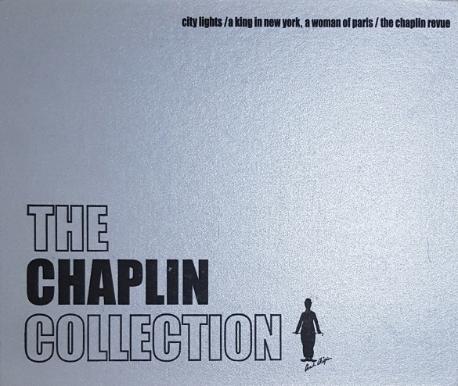 The Chaplin Collection (DVD콜렉션 총 6장 박스세트) //  시티라이트 2장 / 뉴욕의 왕 1장 / 파리의 여인 1장 / 채플린 레뷰 2장