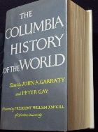 The Columbia History of the World  -Hardcover /사진의 제품  ☞ 서고위치:MK +1