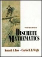Discrete Mathematics, 3/E
