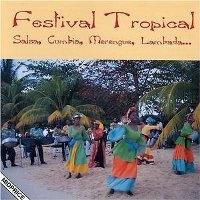 V.A. / Festival Tropical: Salsa, Cumbia, Merengue, Lambada (수입)