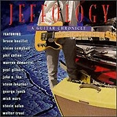V.A. (Tribute) / Jeffology - Jeff Beck Tribute (Bonus Track/일본수입)