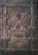 X JAPAN Memorial Photo Album (大型本)