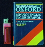 OXFORD SPANISH MINIDICTIONARY [포?용] /사진의 제품  ☞ 서고위치:OL 4 *[구매하시면 품절로 표기 됩니다]
