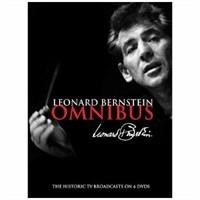 Leonard Bernstein: Omnibus - The Historic TV Broadcasts on 4 DVDs