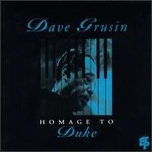 Dave Grusin / Homage To Duke (수입)