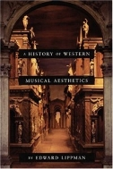 History of Western Musical Aesthetics
