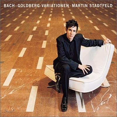 [미개봉] Martin Stadtfeld - 바흐 : 골드베르크 변주곡 (Goldberg Variations)