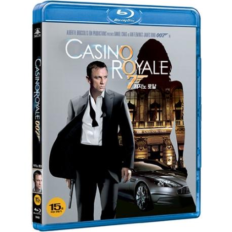 (블루레이) 007 카지노 로얄 (Casino Royale 2006)