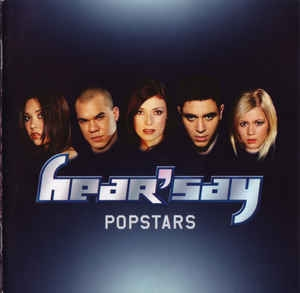 [수입] Hear'Say - Popstars