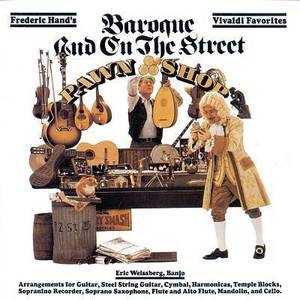 Frederic Hand / Baroque And On The Street (CCK7158)