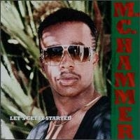 MC Hammer / Let's Get It Started (수입)