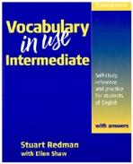 Vocabulary in Use Intermediate #