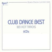 Bpm Music Club Dance Best [120 Hot Tracks] 미개봉