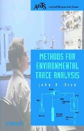 Methods for Environmental Trace Analysis  (ISBN : 9780470844212)