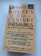 ROGET'S 21ST CENTURY THESAURUS 3/E