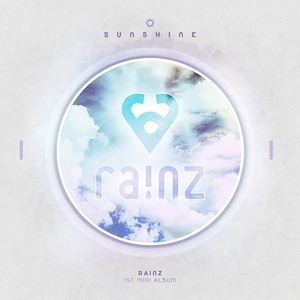 [미개봉] 레인즈 (Rainz) / Sunshine (1st Mini Album) (미개봉)