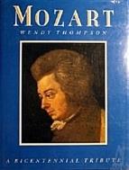 [영어원서] Mozart (Wendy Thompson, 1989년) [양장]