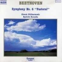 [중고] Bystrik Rezucha / Beethoven : Symphony No. 6 Pastoral (수입/8550015)