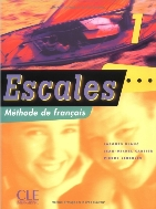 Escales 1 : Methode de francais