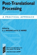 Post-Translational Processing : A Practical Approach  (ISBN : 9780199637959)