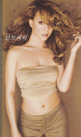 [카세트 테이프] Mariah Carey - Butterfly