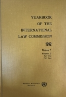 1992 Yearbook of the International Law Commission (Volume1+Volume2)