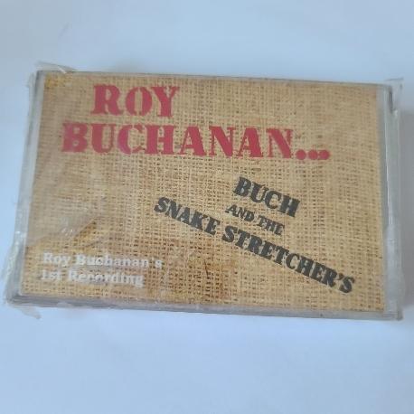 (미개봉카세트 테이프) Roy Buchanan - Buch and the snake stretchers