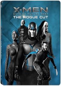 엑스맨 : 데이즈 오브 퓨처 패스트 - 로그 컷 (2Disc 스틸북 한정판) : 블루레이  미개봉 새상품