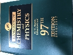 CRC Handbook of Chemistry and Physics 97th Edition