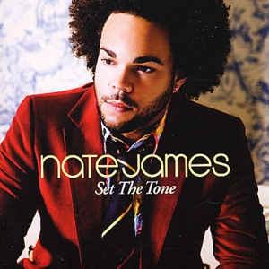 [수입] Nate James - Set The Tone