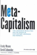 Meta-Capitalism (Hardcover) - The E-Business Revolution and the Design of 21st Century Companies and Markets