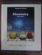 Chemistry 9th Edition #
