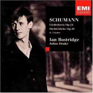 Ian Bostridge, Julius Drake / 슈만 : 리더크라이스, 시인의 사랑 (수입/5565752))