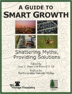 A Guide to Smart Growth : Shattering Myths, Providing Solutions  (ISBN : 9780891950882)