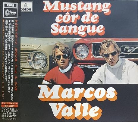[일본반] Marcos Valle - Mustang Cor De Sangue