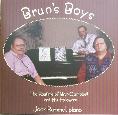 [수입] Jack Rummel - Brun's Boys
