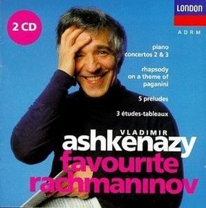 Vladimir Ashkenazy, Andre Previn / 라흐마니노프 : 피아노 협주곡 2-3번, 파가니니 랩소디(2CD/수입/4363862)