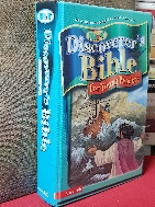 NIrV Discoverers Bible For Young Readers -영어성경- New International Readers Versiion- 하드커버-새책수준-아래사진참조-