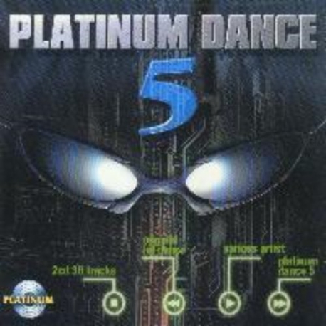 [미개봉] V.A. / Platinum Dance 5 (플래티넘 댄스 5) (2CD)