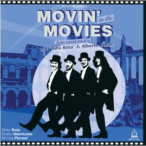 Bass Gang / 베이스 갱 - 무빙 인 더 무비즈 (Movin` In The Movies) (수입/NBB19)