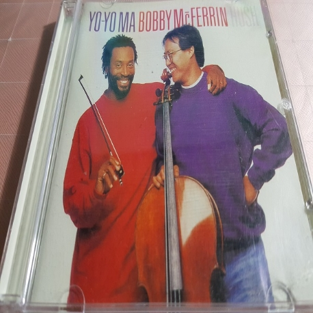Yoyo ma and Bobby Mcferrin - Hush