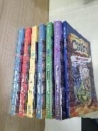 Cracked Classics 시리즈 6종 Set (Paperback 6권 + CD 18장) -잠수네영어-상세사진올림
