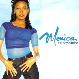 [수입] Monica - The Boy Is Mine
