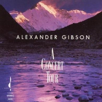 [미개봉][수입] Alexander Gibson - A Concert Tour