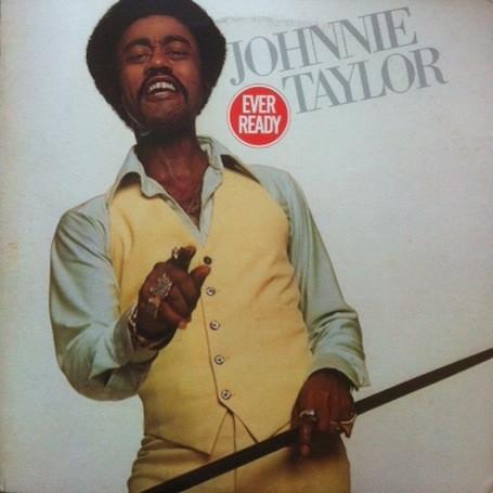 [일본반][LP] Johnnie Taylor - Ever Ready