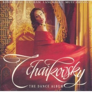 V.A. (Barbirolli, Beecham, Lanchbery, Muti, Previn) / Tchaikovsky: The Dance Album - 14 Romantic Dance Themes (수입/7547782)