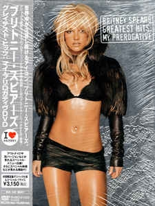 [일본반][DVD][Sample] Britney Spears - Greatest Hits: My Prerogative [Digipack][Limited Edition]