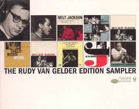 the rudy van gelder -edition sampler(수입)정상급 재즈 뮤지션 모음집.