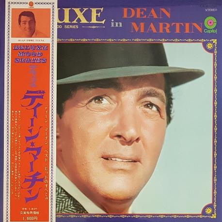 [일본반][LP] Dean Martin - Deluxe in Dean Martin [Deluxe Edition][Gatefold]